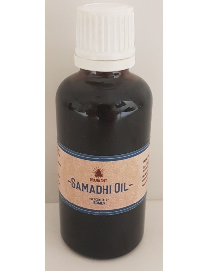 Samadhi Oil (50mls)